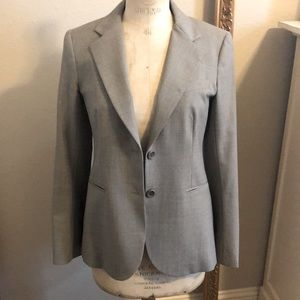 Theory Wool Dress Blazer Jacket
